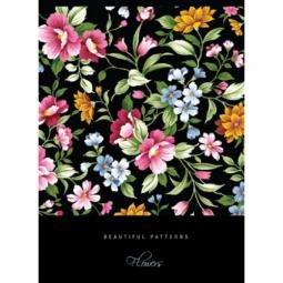 Купить Блокнот Бриз «Цветочный принт»