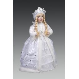 фото Кукла под елку Holiday Classics «Снегурочка» 1709394