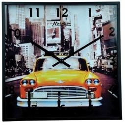 фото Часы настенные Marmiton «Ретро Авто»