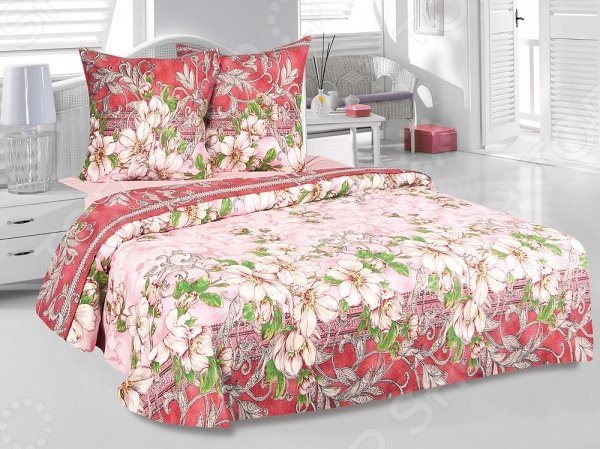 Комплект постельного белья Tete-a-Tete «Августа» кислотные красители в алматы