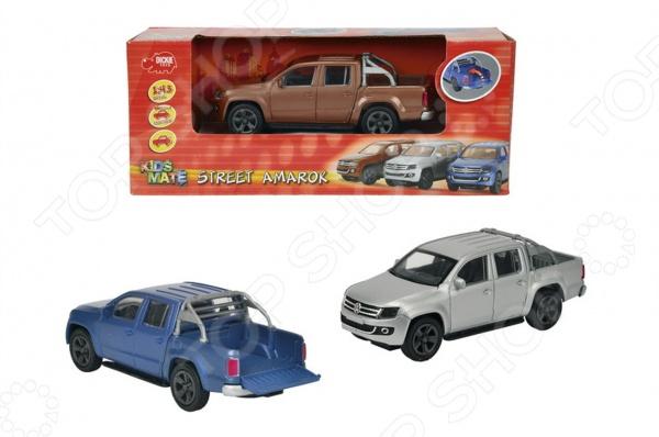 Машинка коллекционная Dickie «Пикап» Volkswagen Amarok. В ассортименте