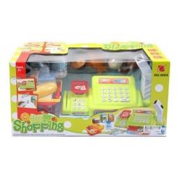 фото Касса игрушечная Shantou Gepai «Веселый шопинг» 888A