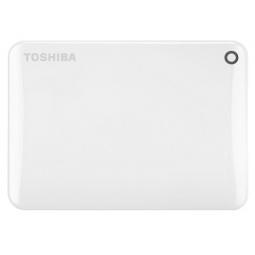 фото Внешний жесткий диск Toshiba Canvio Connect II 500Gb. Цвет: белый