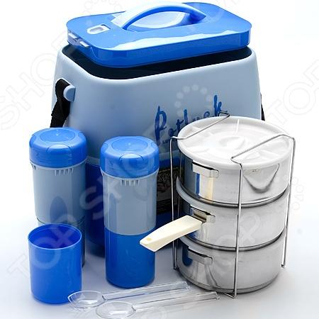 Термоконтейнер Mayer&Boch MB-23727 термо контейнер для продуктов 3 6 л mayer and boch mb 23727