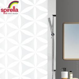 Купить Штора для ванной комнаты Spirella RANIA
