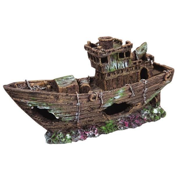 фото Лодка для аквариума DEZZIE «Медуза»
