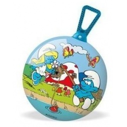 Купить Мяч-попрыгун Mondo «Cмурфы»