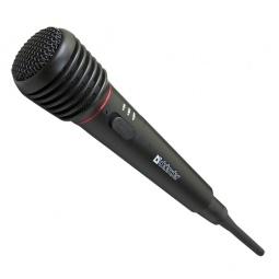 фото Микрофон динамический беспроводной DEFENDER MIC-142