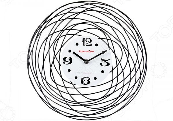 Часы настенные Pomi d'Oro T3315-K настенные часы pomi doro t3315 k