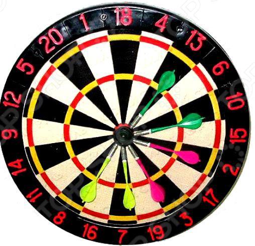 Набор для игры в дартс Механика ES-0208