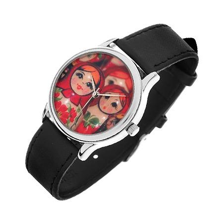 Купить Часы наручные Mitya Veselkov «Матрешки» MV