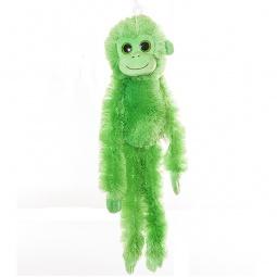 фото Мягкая игрушка Aurora «Шимпанзе». Цвет: зеленый