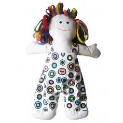 Купить Игрушка-раскраска Education Line «Куколка»