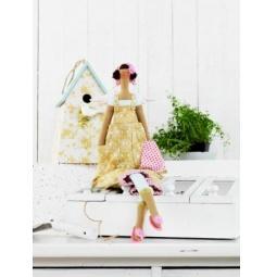 фото Набор для шитья куклы Tilda Летний ангел