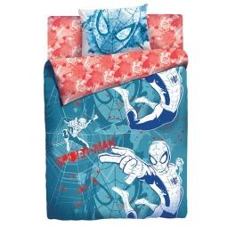 Купить Детский комплект постельного белья MARVEL «Человек-паук»