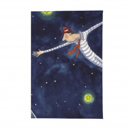 фото Визитница Mitya Veselkov «Акробаты в воздухе»