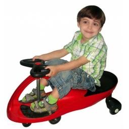фото Машина детская Bradex Bibicar. Цвет: красный. Материал колес: пластик