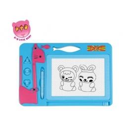 фото Доска для рисования Shantou Gepai цветная «Котенок»