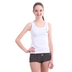 фото Комплект нижнего белья для девочки Свитанак 207476. Рост: 158 см. Размер: 42