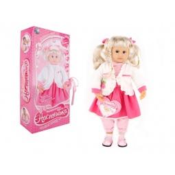 фото Кукла интерактивная Shantou Gepai «Настенька» 626025
