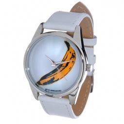 Купить Часы наручные Mitya Veselkov «Банан» MV.White