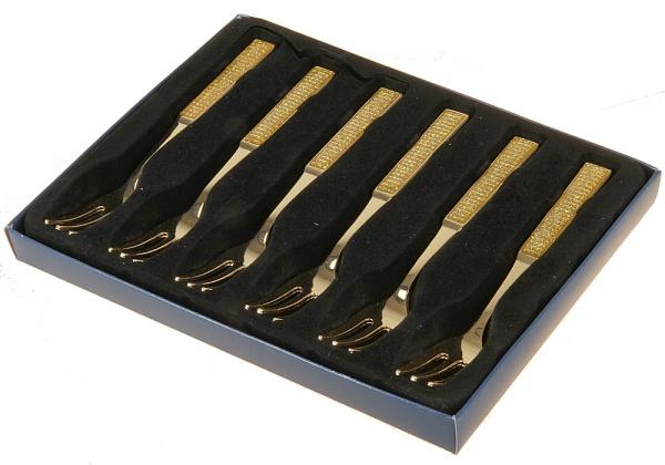 Набор столовых приборов Rosenberg 3717 подставка для столовых приборов и салфеток rosenberg jch 1466