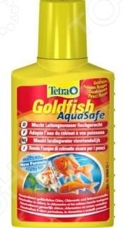 Кондиционер водный для аквариумных золотых рыб Tetra Goldfish AguaSafe