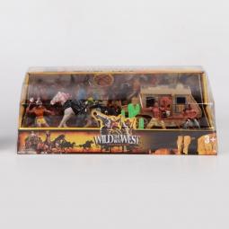 фото Набор игровой для мальчика 1 Toy «Ковбои и индейцы»