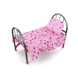фото Кроватка для кукол Mary Poppins 9342. В ассортименте