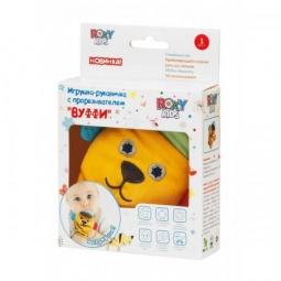 фото Игрушка-рукавичка с прорезывателями Roxy-Kids «Вуффи»