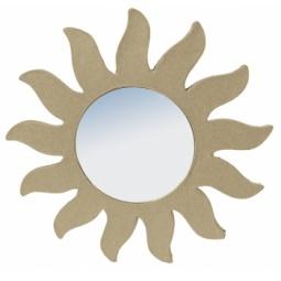 Купить Заготовка из папье-маше Rayher «Солнце с зеркалом»