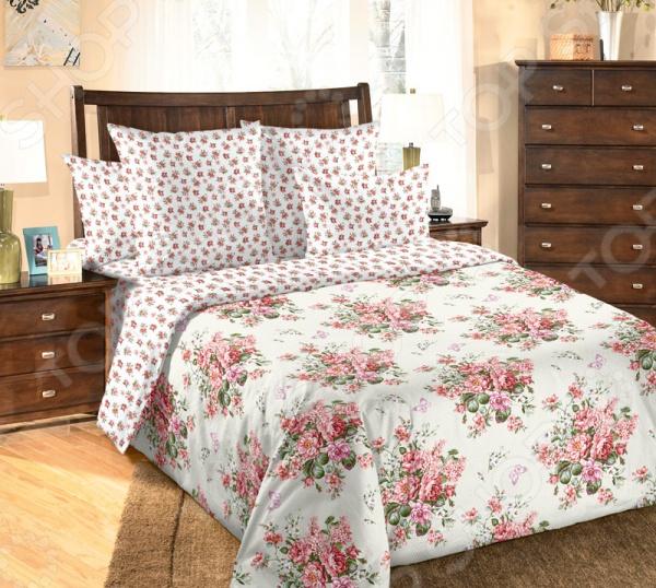 Комплект постельного белья Королевское Искушение с компаньоном «Амели» комплект постельного белья королевское искушение калипсо