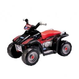 Купить Квадроцикл детский электрический Peg-Perego Polaris Sportsman Nero