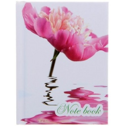 фото Блокнот Бриз «Цветы и вода»
