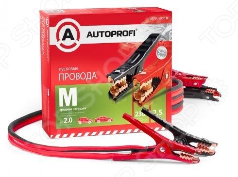 Провода прикуривателя Autoprofi AP/BC-2000M аккумулятор для автомобиля в крыму
