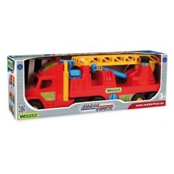фото Машинка игрушечная Wader «Пожарная» Super Truck