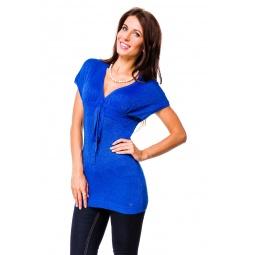фото Туника Mondigo 9441. Цвет: синий. Размер одежды: 42