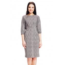 фото Платье Mondigo 5122-1. Цвет: черный. Размер одежды: 46