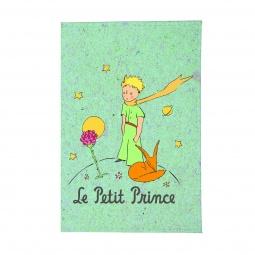фото Обложка для паспорта Mitya Veselkov «Маленький принц». Цвет: голубой