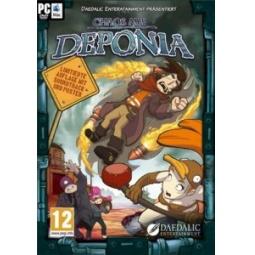 Купить Игра для PC Депония 2. Взрывное приключение (rus sub)