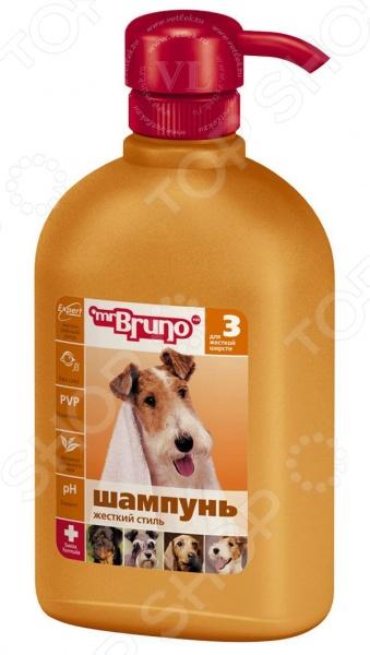 Шампунь для собак Mr.Bruno «Жесткий стиль»