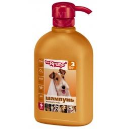 фото Шампунь для собак Mr.Bruno «Жесткий стиль»
