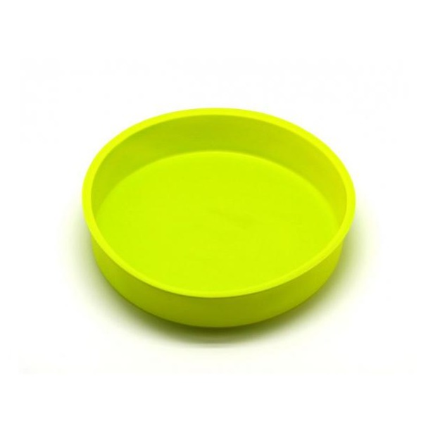фото Форма для выпечки силиконовая Atlantis «Торт» SC-BK-004. Цвет: салатовый