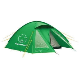 фото Палатка Greenell «Керри 4». Цвет: зеленый