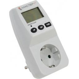 Купить Измеритель мощности для бытовой техники Master Kit «Энергомер» MT4014