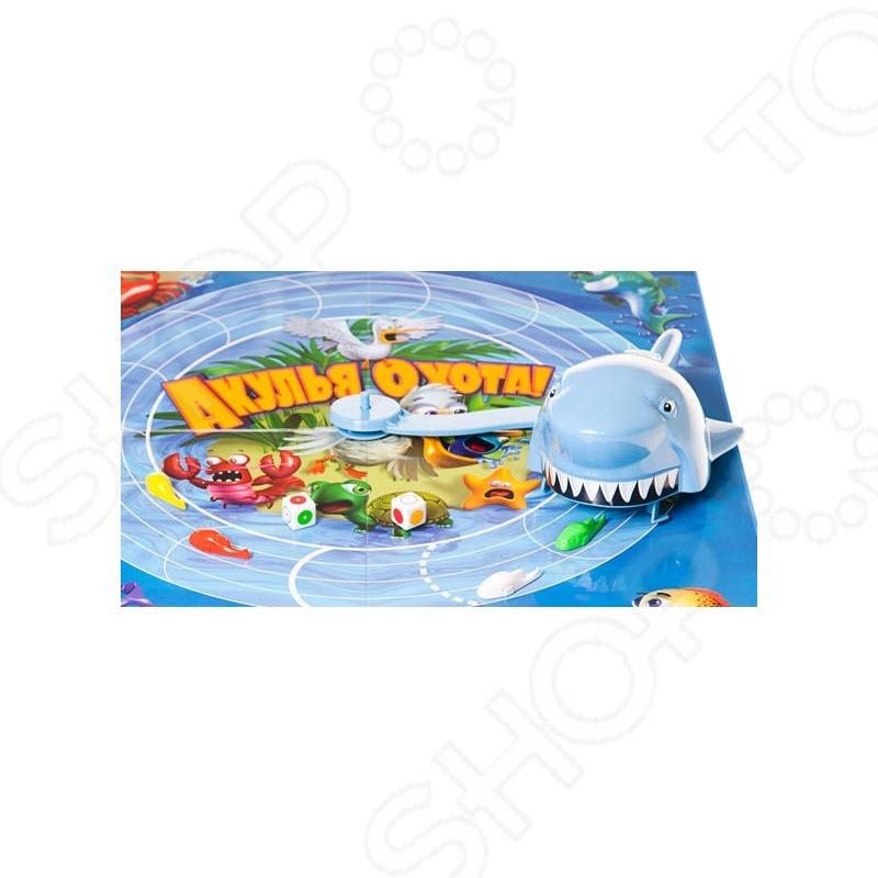 Фото Игра настольная обучающая Hasbro «Акулья охота»