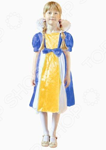 Костюм карнавальный для девочки Новогодняя сказка «Королева» CH1738