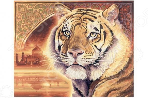 Набор для рисования по номерам Schipper «Тигр»