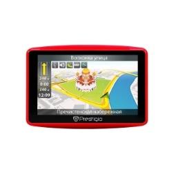 фото Навигатор Prestigio GPS GeoVision 5900BTFMTVHD