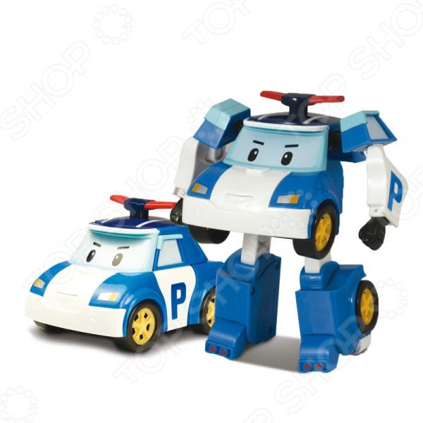 Игрушка-трансформер Poli 83171
